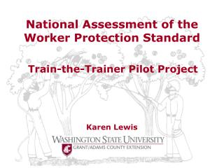 National Assessment of the Worker Protection Standard