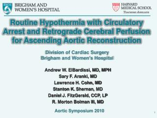 Aortic Symposium 2010