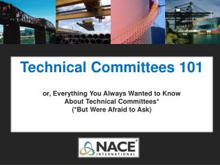 Technical Committees  101