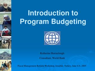 Introduction to Program Budgeting