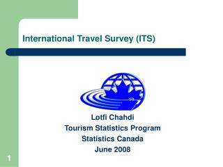 International Travel Survey (ITS)