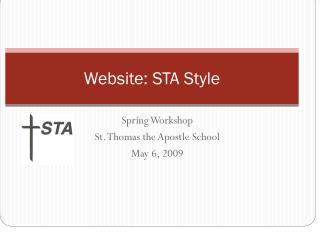 Website: STA Style