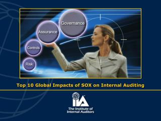 Top 10 Global Impacts of SOX on Internal Auditing