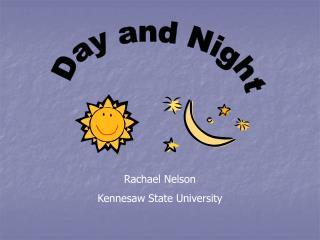 Rachael Nelson Kennesaw State University