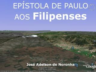 EP STOLA DE PAULO AOS Filipenses     Jos  Adelson de Noronha