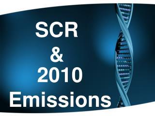 2010 Emissions