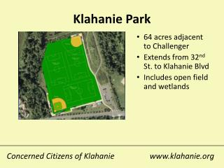 Concerned Citizens of Klahanie