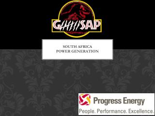 South Africa Power Generation