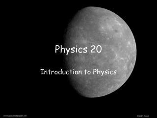 Physics 20