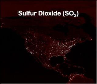 Sulfur Dioxide (SO 2 )