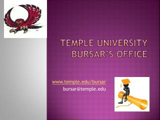 Temple University Bursar's Office