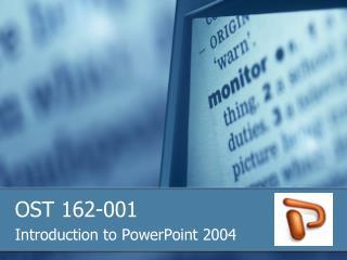 OST 162-001