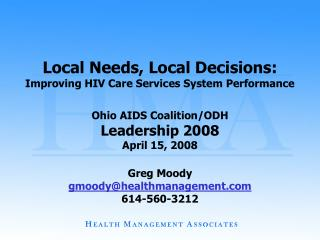 Greg Moody gmoody@ healthmanagement 614-560-3212