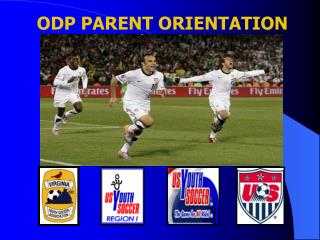 ODP PARENT ORIENTATION