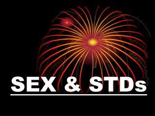 SEX & STDs