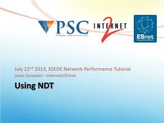 Using NDT