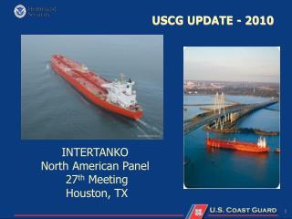 USCG UPDATE - 2010