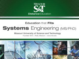 Missouri University of Science and Technology (Formerly University of Missouri-Rolla)