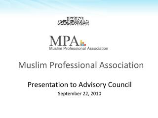 Muslim Professional Association