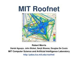 MIT Roofnet