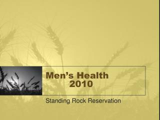 Men's Health         2010