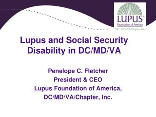 Lupus and Social Security Disability in DC/MD/VA