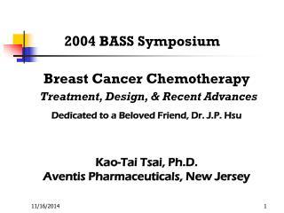 2004 BASS Symposium