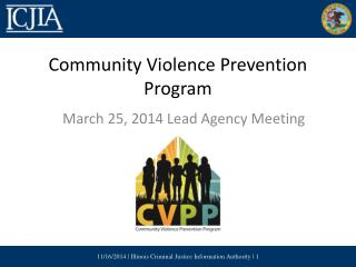 Community Violence Prevention Program