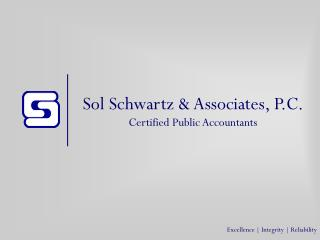 Sol Schwartz & Associates, P.C. Certified Public Accountants