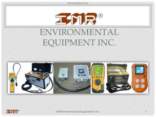 Environmental Equipment Inc.