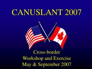 CANUSLANT 2007