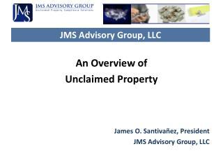 JMS Advisory Group, LLC