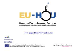 Web page: euhou