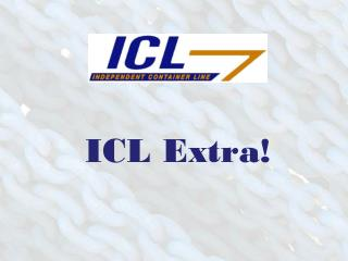 ICL Extra!