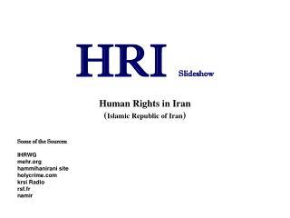 HRI  Slideshow