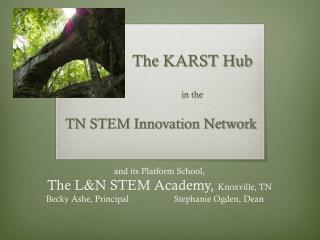 The KARST Hub  in the