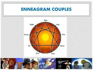Enneagram couples