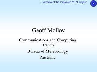 Geoff Molloy