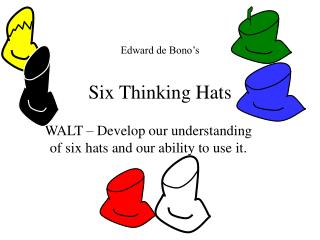 Edward de Bono�s Six Thinking Hats