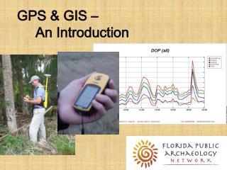 GPS & GIS –  An Introduction