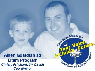 an introduction to the guardia ad litem program In arizona, a guardian ad litem is someone appointed to protect and act in the best interests of the child the guardian ad litem is an advocate for the child.