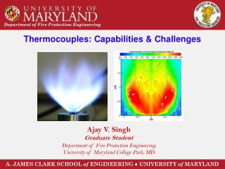 Thermocouples: Capabilities & Challenges