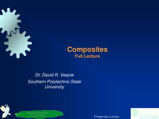 Composites Full Lecture