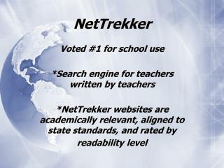 NetTrekker