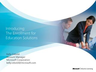 Introducing: The Enrollment for Education Solutions