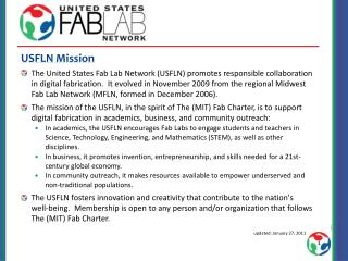 USFLN Mission