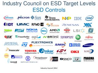 Industry Council 2012