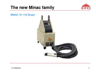 The new Minac family