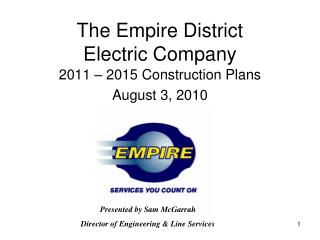 The Empire District  Electric Company