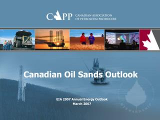 Canadian Oil Sands Outlook